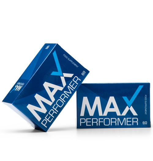 2 packages of max performer